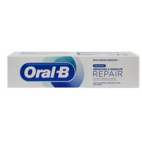 ORAL-B ENCIAS  REPAIR DIENTES SENSIBLES 125 ML