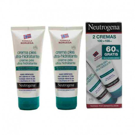 PACK NEUTROGENA CR PIES ULTRAHIDRATANTE