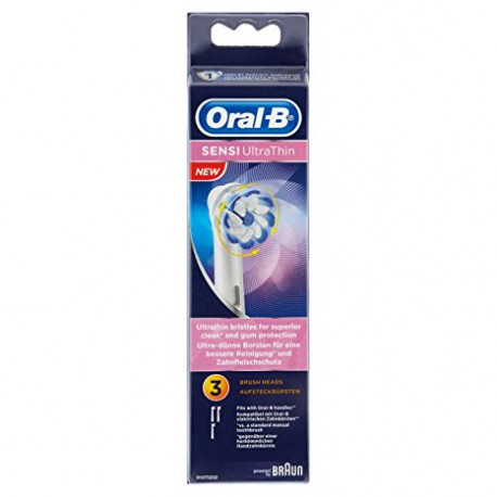 RECAMBIO ORAL-B SENSI CLEAN