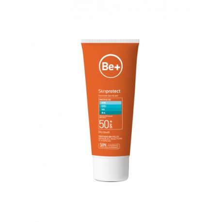 BE+ SKIN PROTECT DRY TOUCH SPF50+