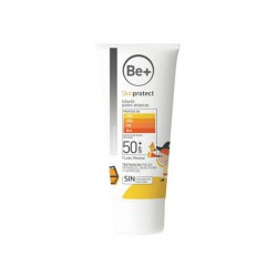 BE+ SKIN PROTECT DRY TOUCH INFANTIL SPF50+