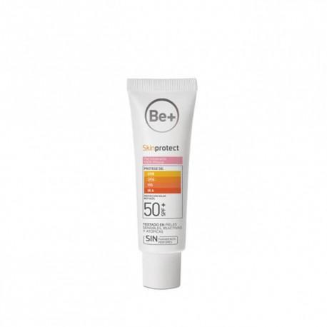 BE+ SKIN PROTECT PIEL INTOLERANTE 100% MINERAL SPF50+