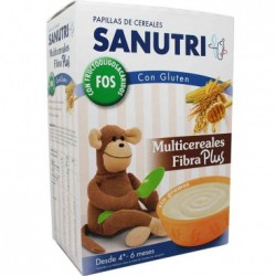 Sanutri Multicereales fibra plus