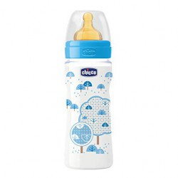 BIBERON 330ML CAUCH AZUL RAP