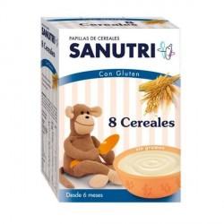 Sanutri 8 cereales