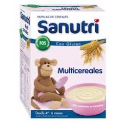Sanutri Multicereales
